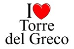 I Love (Heart) Torre del Greco, Italy