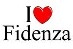I Love (Heart) Fidenza, Italy