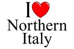 I Love (Heart) Northern Italy