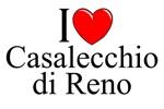 I Love (Heart) Casalecchio di Reno, Italy