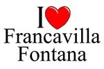 I Love (Heart) Francavilla Fontana, Italy