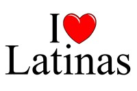 I Love (Heart) Latinas