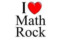 I Love (Heart) Math Rock