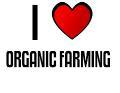 I LOVE ORGANIC FARMING