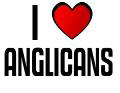 I LOVE ANGLICANS
