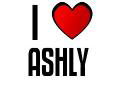 I LOVE ASHLY
