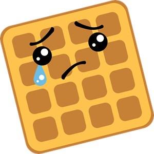 Sad Waffle
