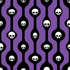 Mod Skull Drops Pattern