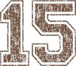 Brown Retro 15