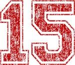 Red Retro 15