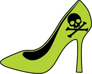 Poison Green Shoe