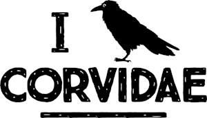 I Love Corvidae