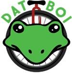 Dat Boi Frog Retro