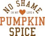 Pumpkin Spice No Shame
