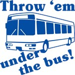 Throw Em Under The Bus T-shirts