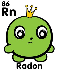 Cute Element Radon