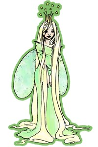 Green Fairy Princess