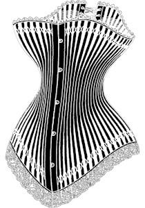 1878 Corset