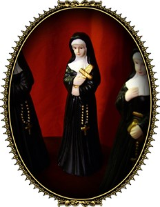 Picture Of Nun Figurines