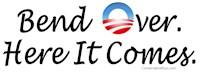 Anti-Obama Bend Over