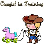 Cowgirl in Training
