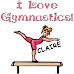 I Love Gymnastics (Claire)