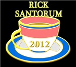 rick santorum 2012 tea party