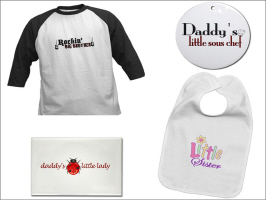 BABIES, KIDS AND FAMILY TEES AND GIFTS