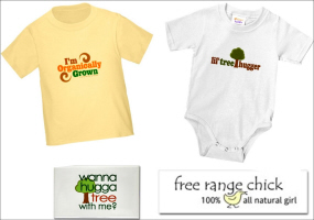 GREEN ENVIRONMENTAL TEES AND GIFTS