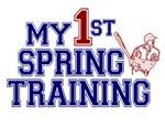 My 1st Spring Training