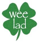 Wee Lad Irish Baby