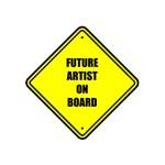 Future Artist On Board - Maternity