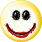 Joker Smiley Face