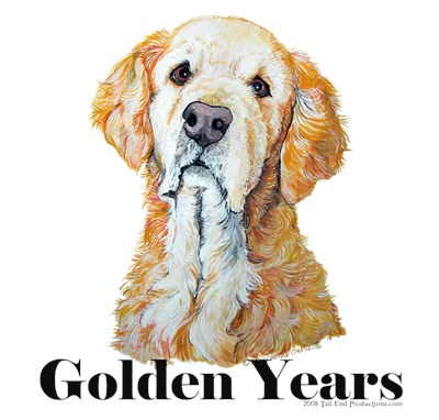Golden Retreiver Dog Gifts