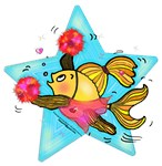 Cheerleader Fish