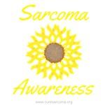 Sarcoma Awareness Sunflower 2