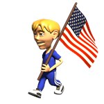American Boy T-Shirts