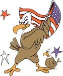 American Eagles T-Shirts