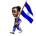 Honduras Girl T-Shirts