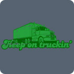 Keep on Truckin' T-Shirts