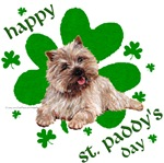 St. Patrick's Day Terrier Dog T-Shirt