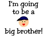 I'm going to be a big brother - 1