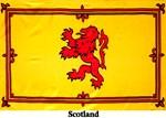 Scotland Lion Rampant