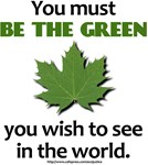 Be the Green