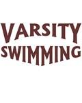 Varsity Swimming - Brown