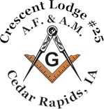 Crescent Lodge #25