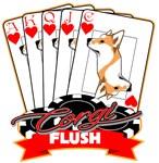 Corgi Flush