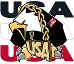 USA Proud Eagle