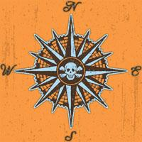 Pirate Compass V