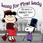 Lucy for First Lady